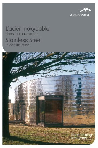 Stainless steel in construction