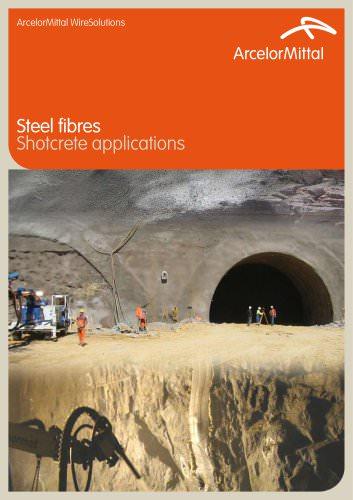 Steel Fibres for Flooring applications
