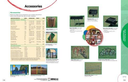 Catalogue 2008 Accessories
