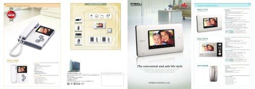 Hyundai Telecom reflet