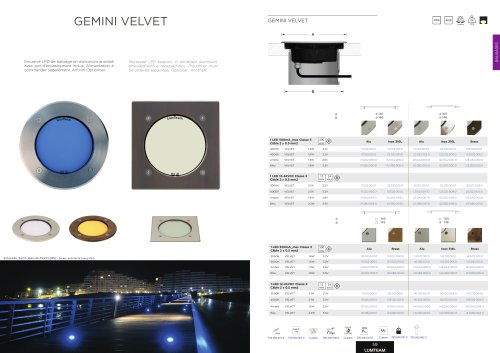 Gemini Velvet