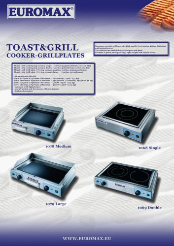 TOAST AND GRILL