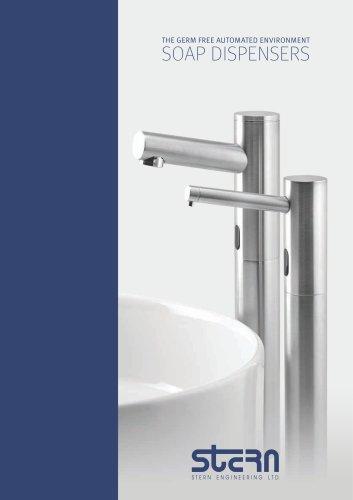 Stern Soap Dispenser Brochure