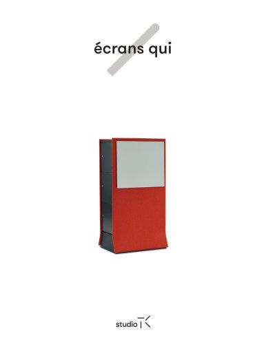 Studio TK-Qui Screens