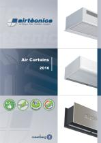 Air Curtain general catalogue 2016