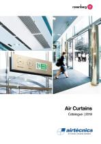 Air curtains 2018