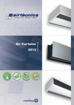 Air Curtains - Catalogue