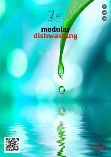 modular dishwashing