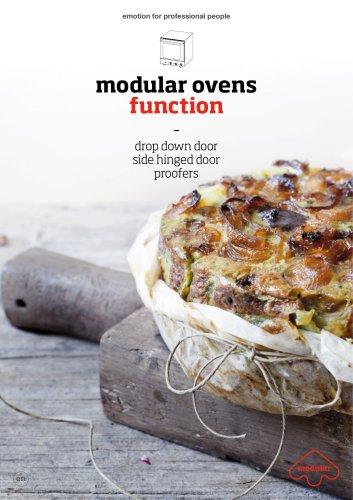 modular ovens function