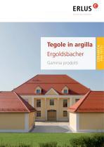 Tegole in argilla Ergoldsbacher