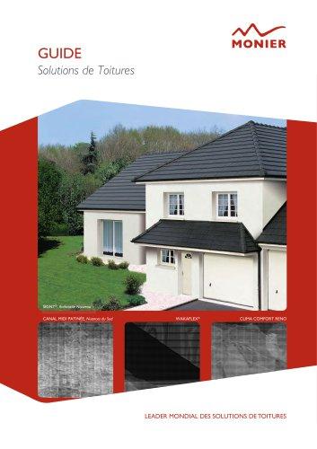 Comprehensive guide to the range Monier