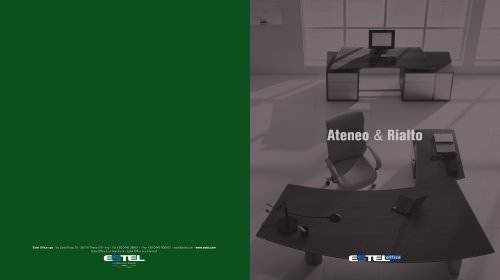 Desk:Ateneo & Rialto catalogue