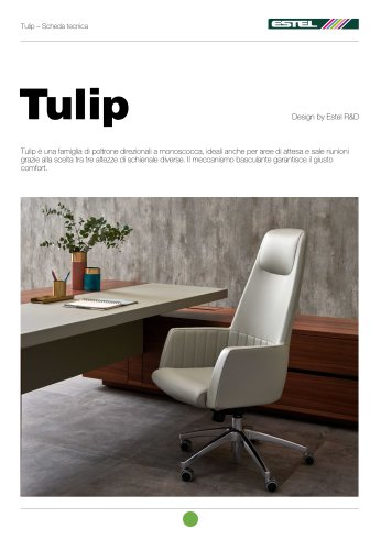 Scheda tecnica Tulip