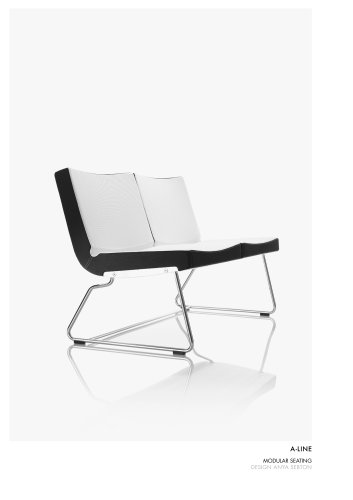 A-Line Modular Seating