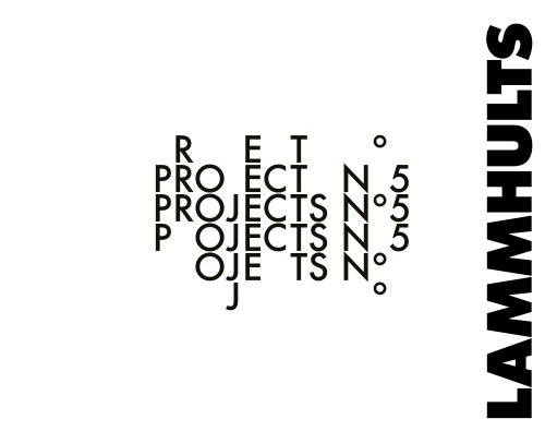 Projects No 5