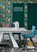 Collezione LIVING PLUS - Tavoli, sedie, sgabelli