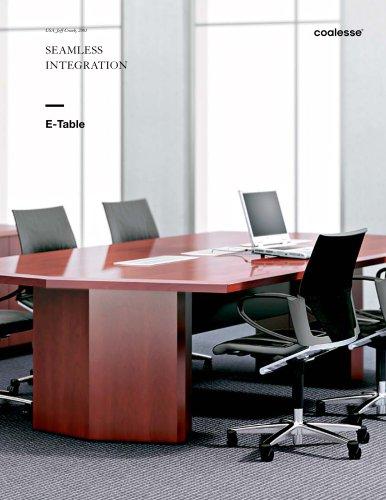 E-Table 2