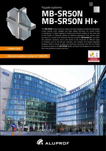 MB-SR50N, MB-SR50N HI
