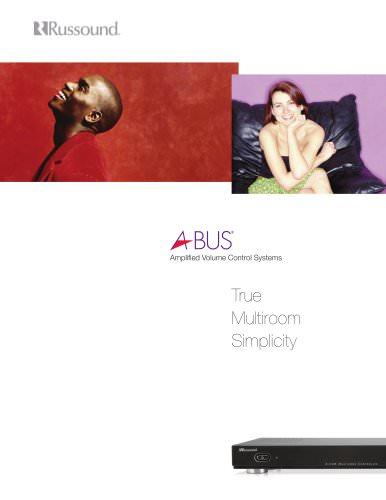 A-Bus Brochure