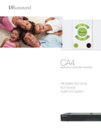 CA4 Brochure