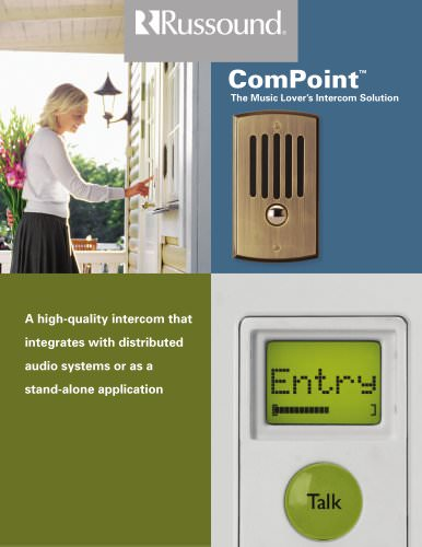 ComPoint? Brochure