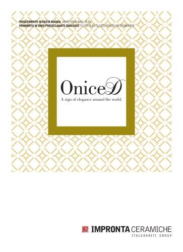 ONICE D