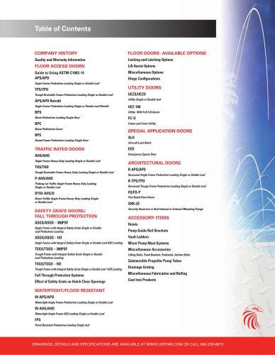 USF Catalog
