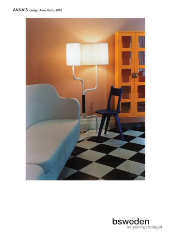 Anna´s Floor lamp