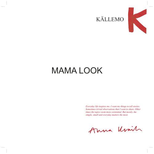 Mama Look, Anna Kraitz, 2010