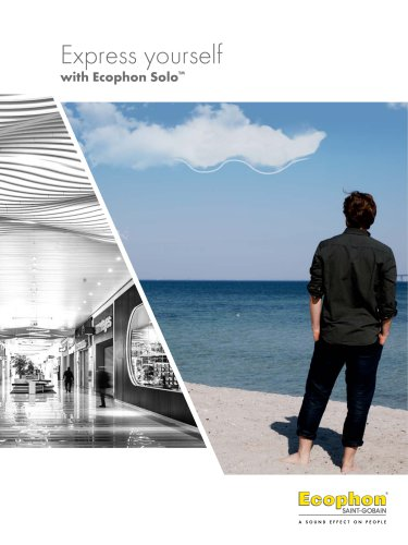 Express yourself with Ecophon Solo™