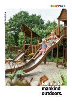 Lappset Playground and Sports equipment