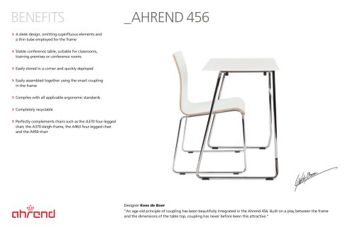 AHREND 456