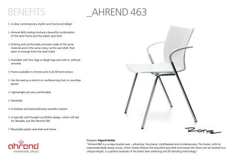 Ahrend 463