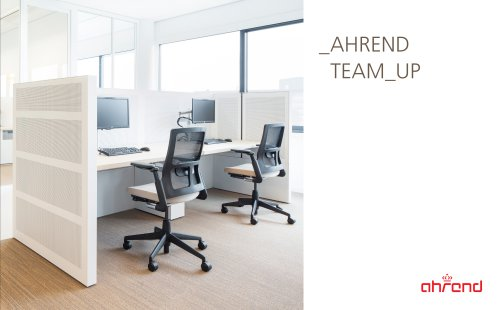 Ahrend Team Up
