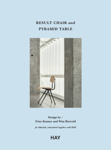 RESULT CHAIR and PYRAMID TABLE