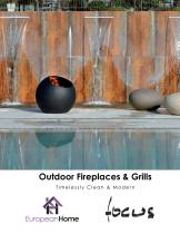 Outdoor Fireplaces & Grills