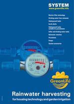 Rainwater catalogue System
