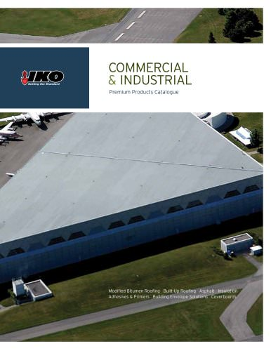 COMMERCIAL & INDUSTRIAL Premium Products Catalogue
