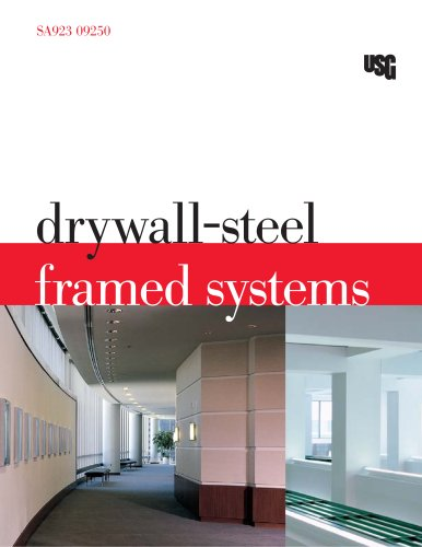 Drywall steel-framed-systems-catalog