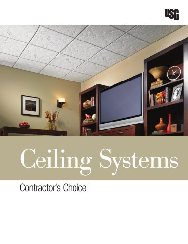 Retail - Ceilings systems catalogue