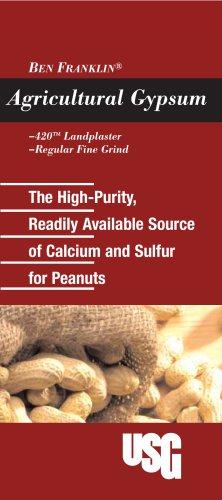 USG Ben Franklin® Agricultural Gypsum 420™ Landplaster and Regular Fine Grind Leaflet
