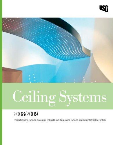 USG Ceiling Systems Catalog