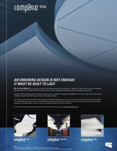 USG Compässo™ Elite Architect