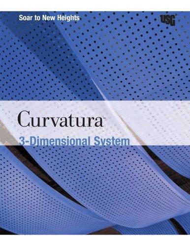USG Curvatura™ 3-Dimensional Suspension System