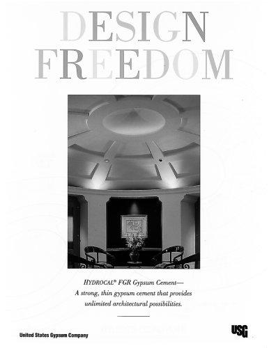 USG Hydrocal® FGR Design Freedom