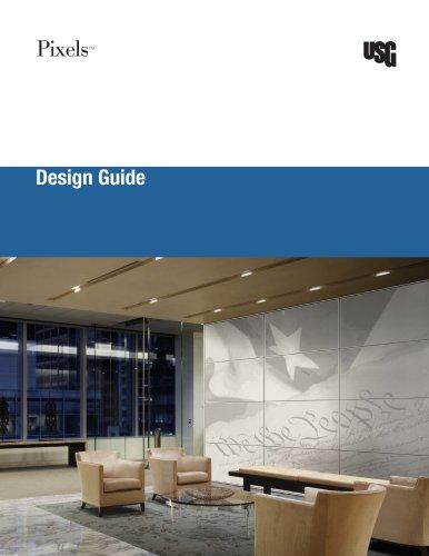USG Pixels™ Metal Ceiling Panels Design