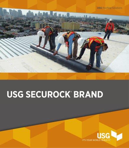 USG Securock® High Performance Roof Boards Binder