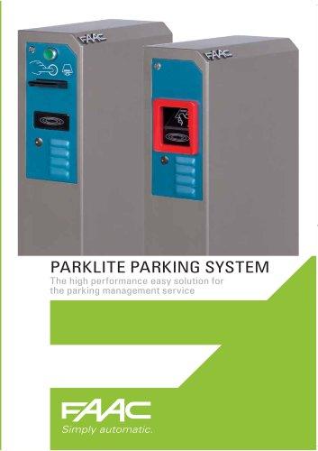 PARKLITE Parking System