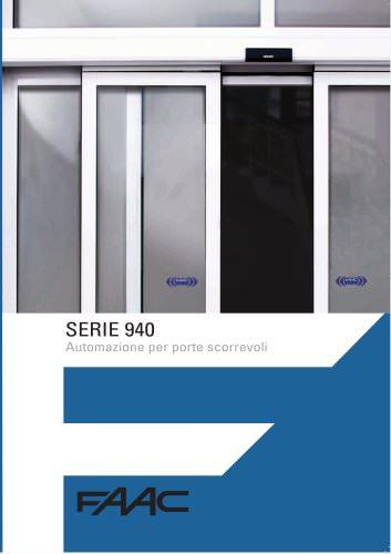 Porte automatiche 940