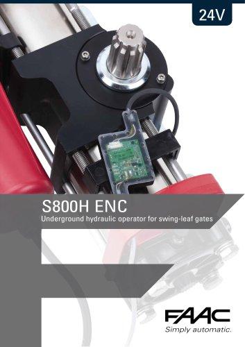 S800H ENC